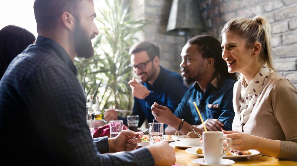 4 tips til å skape en kantine dine ansatte vil trives i