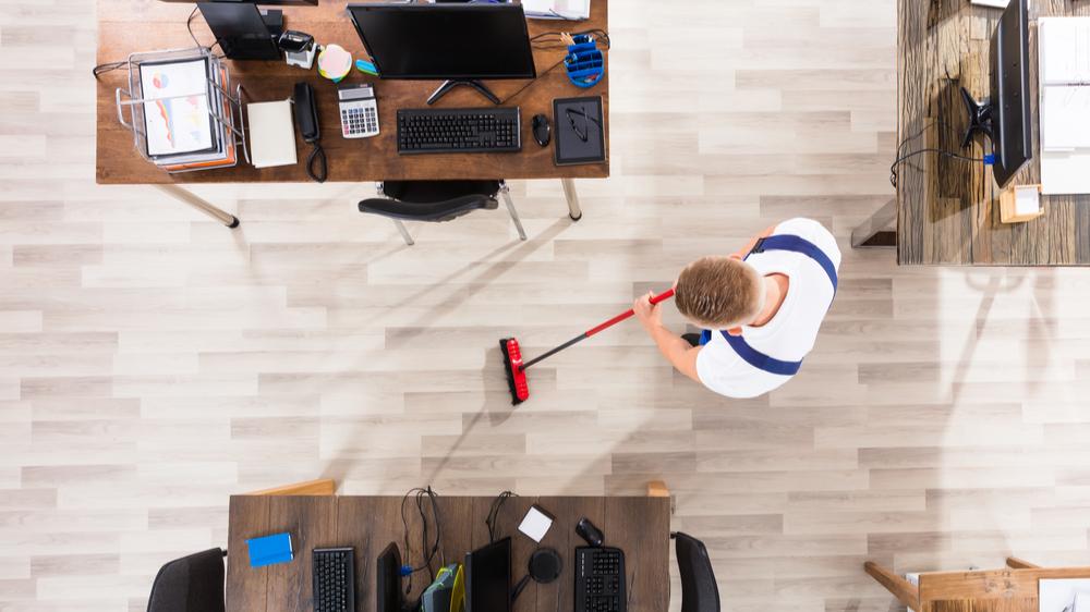 5 kvalitetstegn du bør se etter i en renholdsleverandør