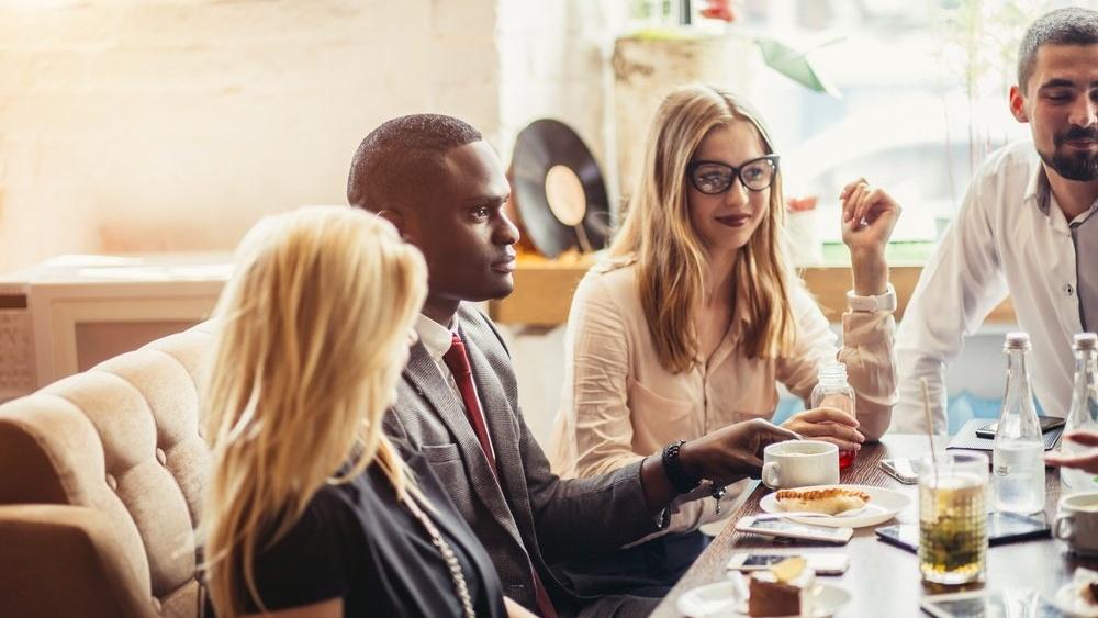 Kantinen og dens betydning for trivsel på arbeidsplassen