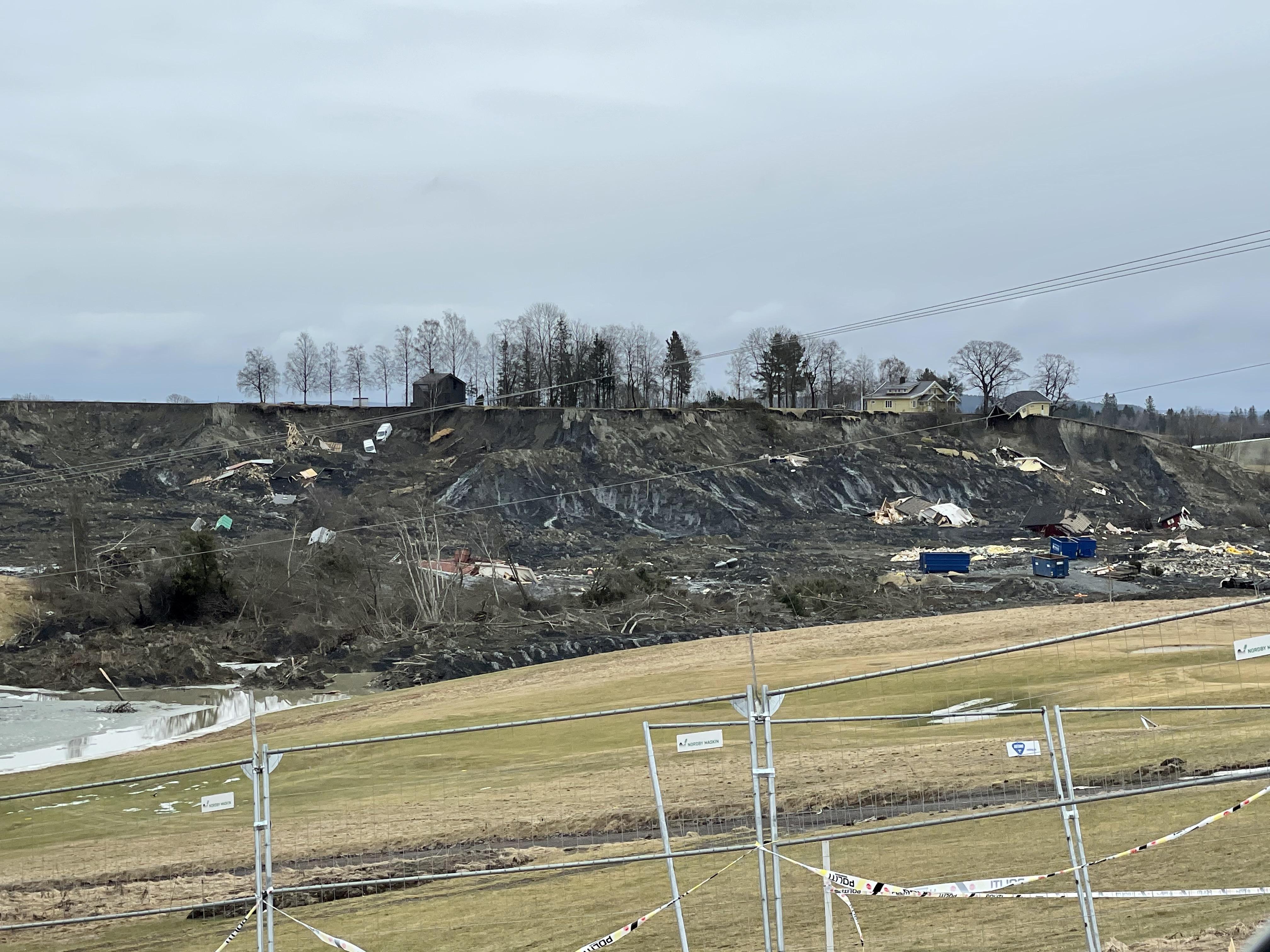 Slik bidro Tomas renholdere i Gjerdrum-katastrofen