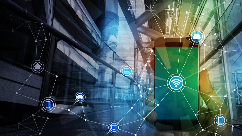 Nettbrett, sensorteknologi og datainnsamling i renholdsarbeidet