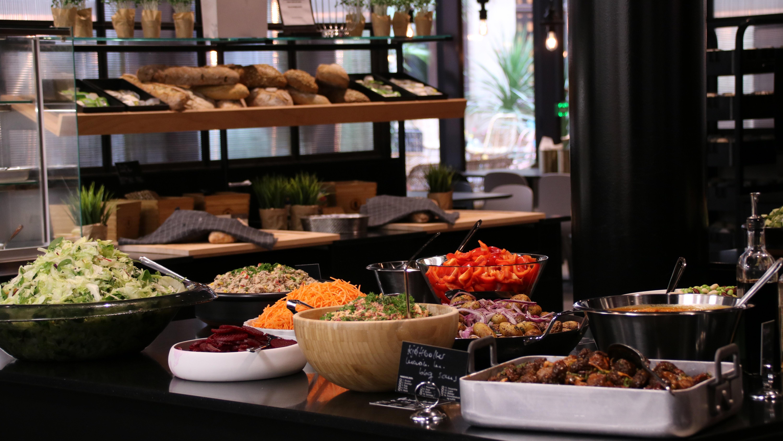 The Kitchen: Med en smak av metropol midt i Oslo